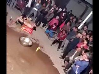 public sucking in china