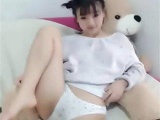 chinese cute show cam Masturbation 35 Full Clip: