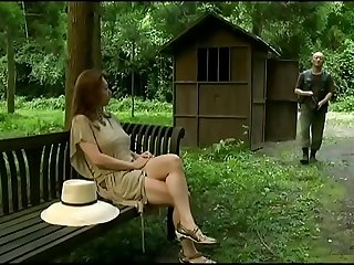 Asian Japanese Milf likes to be fucked by strangers in deep mountains  ReMilf.com