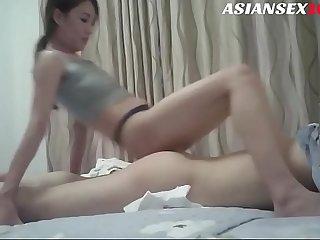 China Sauna Full Service  Grey Tank Top