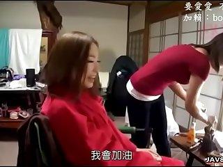 不搞AV女優 搞了AV女優的化妝師 有新意的題材 中文字幕 part4
