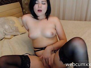 Азиатка устроила шоу для своего парня(webcumxxx.com)