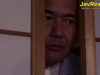 JAV fatherinlaw wants to have sex with me