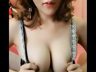 Chinese Cam Girl ManMan  Fucks Landlord