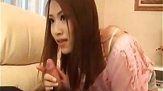 Hot japan girl Iori Mizuki in beautiful sex video