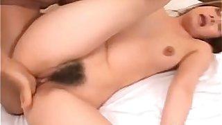 Hot japan girl Kaori Amamiya in group sex video