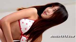 Korean HOT Model Photo Shoot